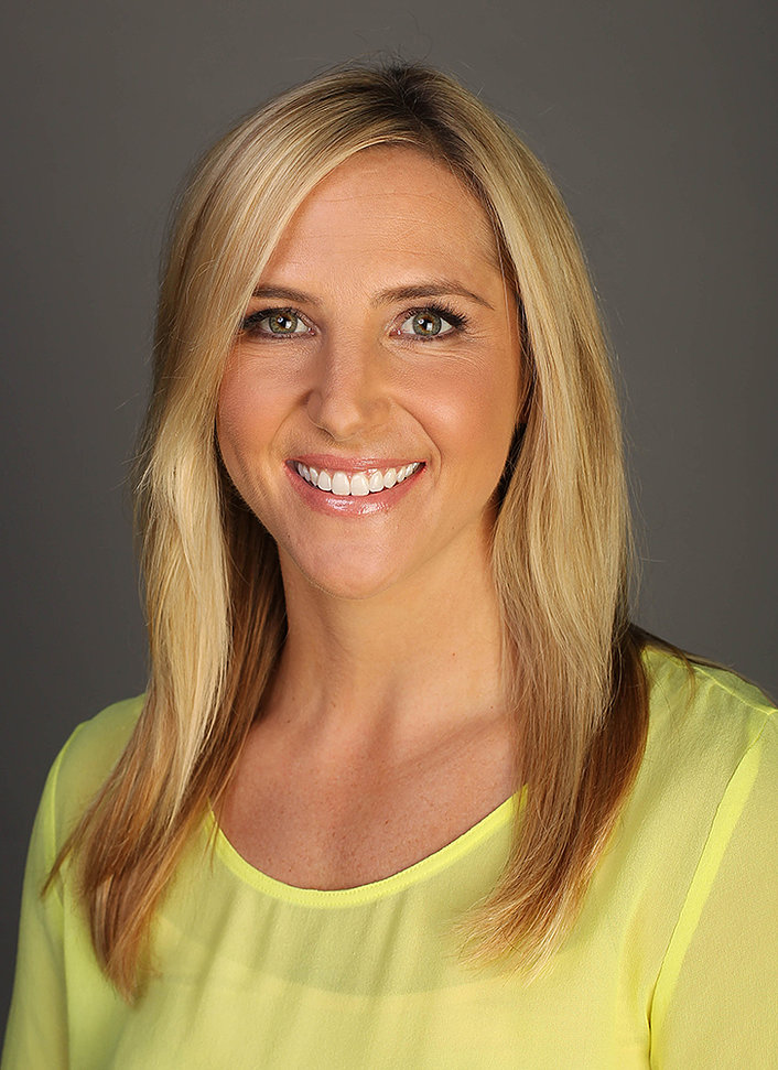 Brooke Weisbrod, College Basketball Analyst for ESPN