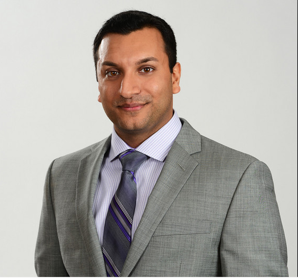 Adam Amin, Play-by-Play Announcer for ESPN and Sports USA Radio Network
