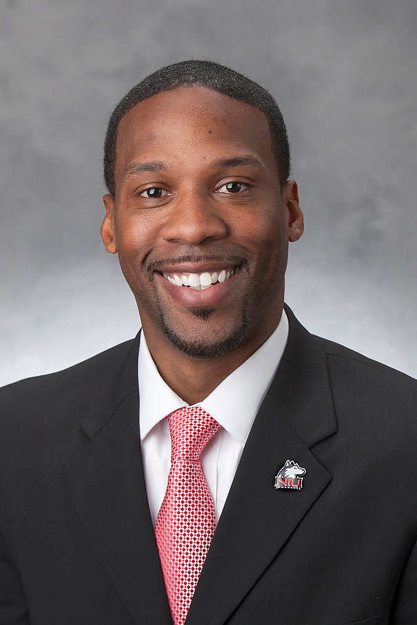 Morris E. White, Assistant Athletics Director of Marketing and Game Experience at Northern Illinois University
