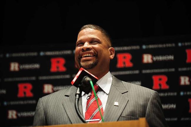 Eddie Jordan, Head Coach of the Rutgers University Men's Basketball Team