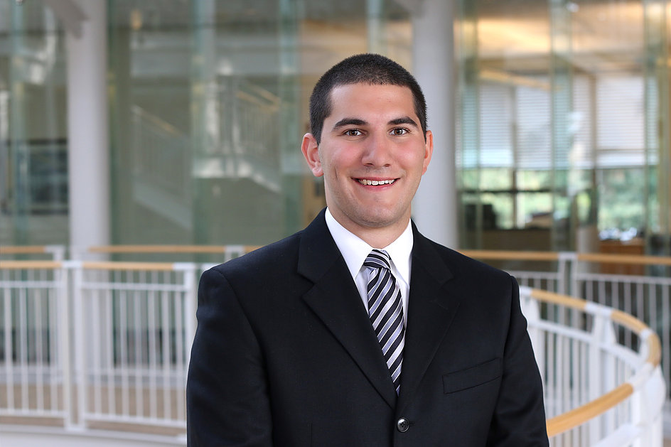 Jacob Rosen, Sports Business MBA Student at the University of Oregon