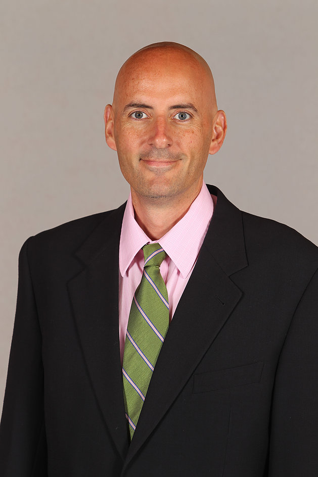 Andy McNamara, Assistant AD for Communications at Oregon