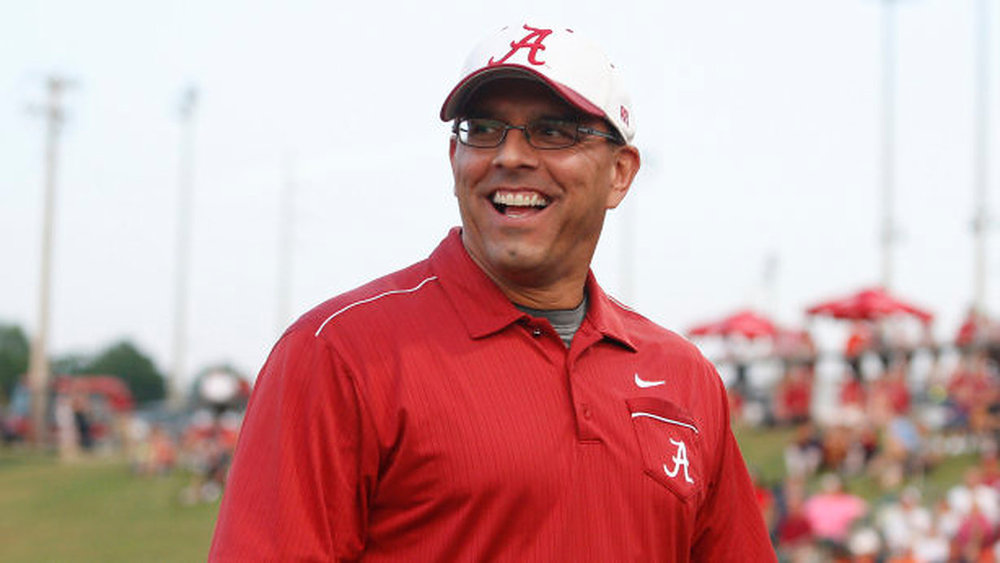 Patrick Murphy, Head Coach of the Alabama Crimson Tide Women's Softball Team