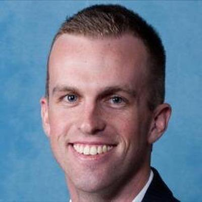Zach Dayton, Associate Director of Athletics for Sports Marketing and Communications for Fairfield University