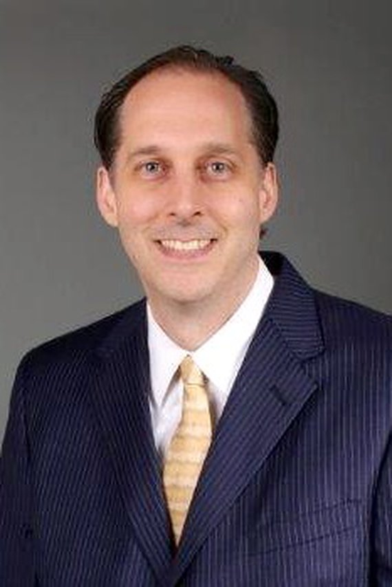 Chris Croft, Director of Men's Basketball Operations for Southern Mississippi