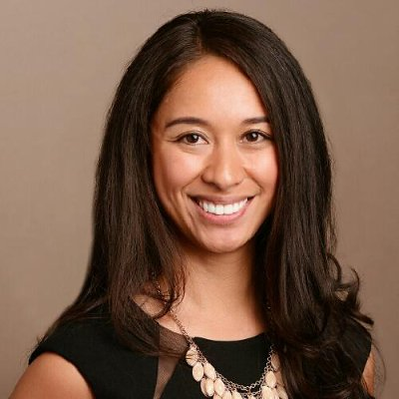 Glendalyn Junio, Marketing Coordinator for Comcast SportsNet Mid-Atlantic