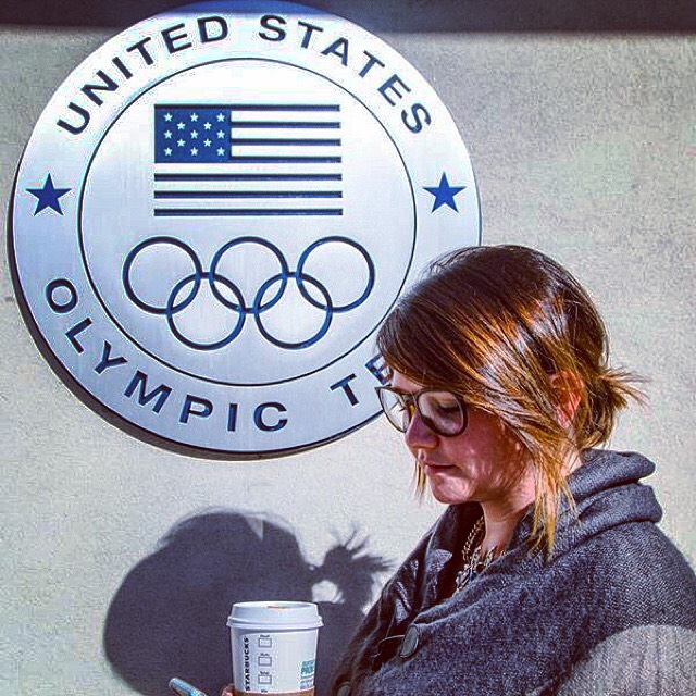 Samantha Hughey,Social Media Audience Engagement Editor for the United States Olympic Committee