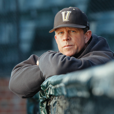 Tim Corbin, Head Coach, Vanderbilt Men's Baseball Team