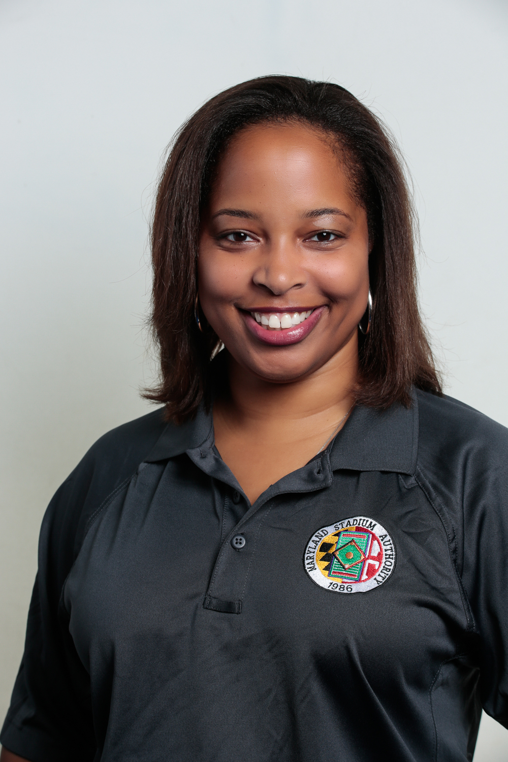 Jana Brooks, Event and Tenant Services Coordinator of the Maryland Stadium Authority