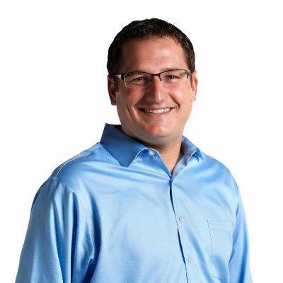 Drew Davison, sports journalist for the Fort Worth Star-Telegram