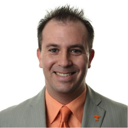 Jason Yellin, Assistant Athletic Director of Media Relations for the University of Tennessee-Knoxville