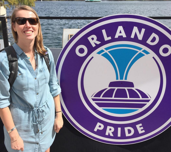 Stuart Drew, Social Media Coordinator for Orlando City SC