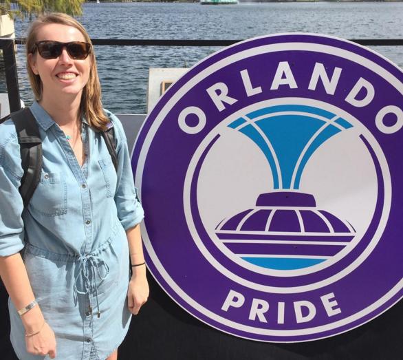 Stuart Drew, Social Media Coordinator for Orlando City SC