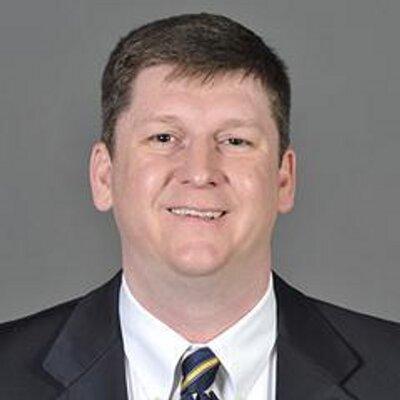 Matt Wells,Associate Athletic Director for External Affairs at WVU