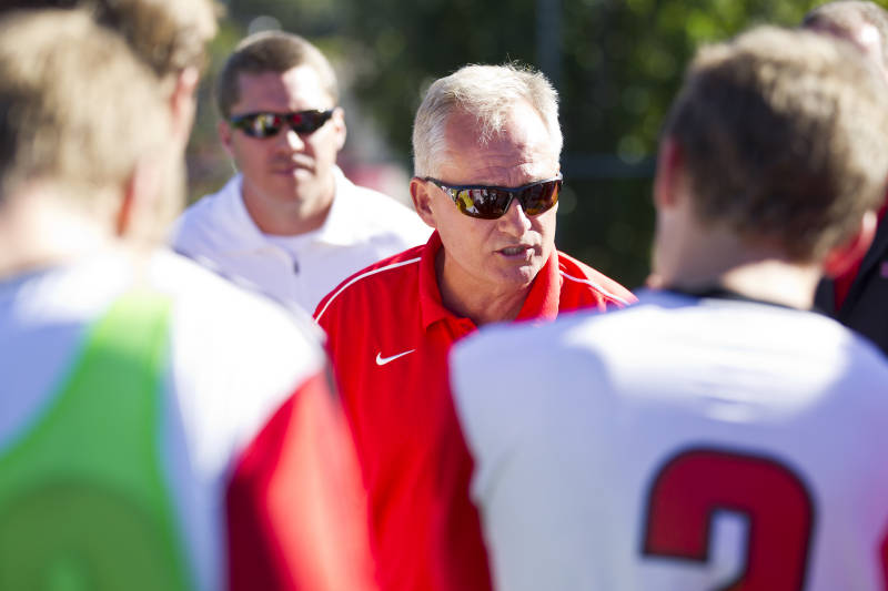 Peter Fewing, Head Coach of Seattle University Men's Soccer