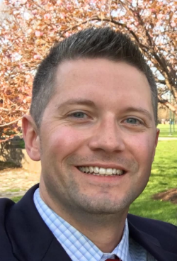 Michael Murtagh, Marketing Assistant at WKU