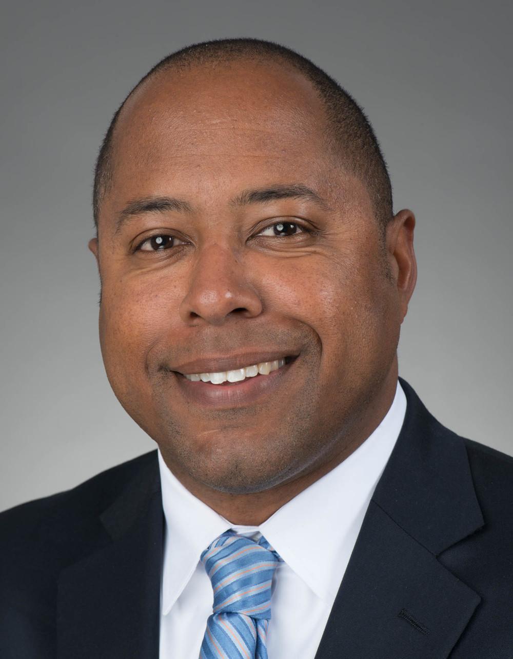 Tyrone Brooks,Senior Director,Major League Baseball's Front Office and Field Staff Diversity Pipeline Program.
