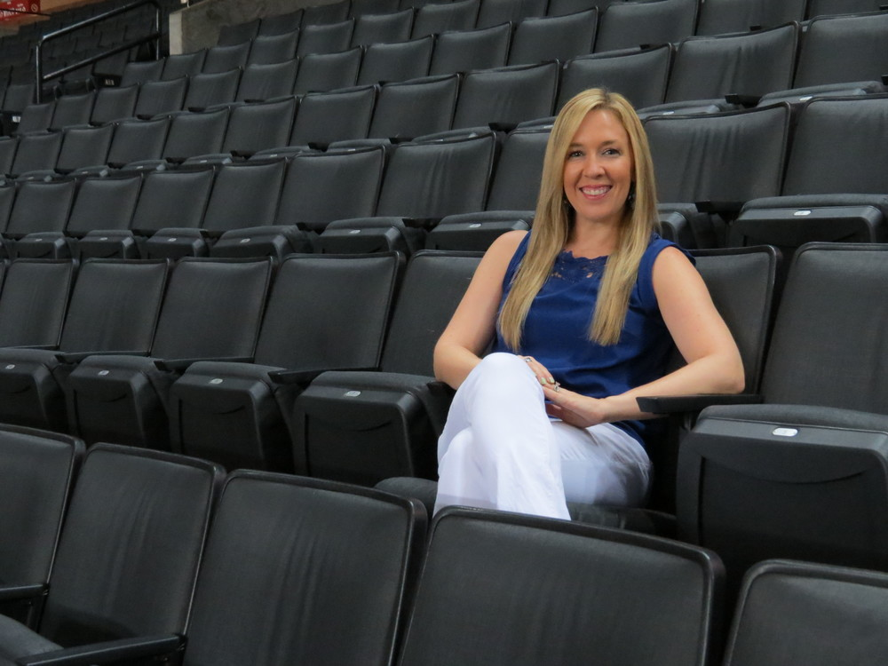 By creating her own brand, Kristi has become one of the most recognizable figures in #sportsbiz.