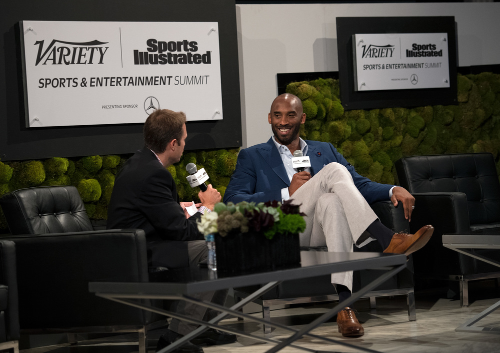 Variety and Sports Illustrated's Sports and Entertainment Summit presented by Mercedes-Benz. Photo Credit: Shutterstock