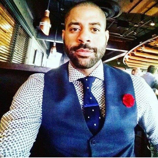 Exavier Pope, Host of #SuitUP Podcast