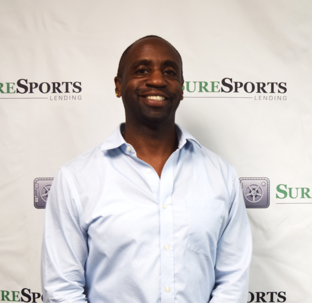 Leon C. McKenzie, President and Founder of Sure Sports Lending