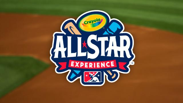 """The """"Preferred Partnership"""" between MiLB and Crayola is the first-of-its-kind. Photo via www.milb.com."""
