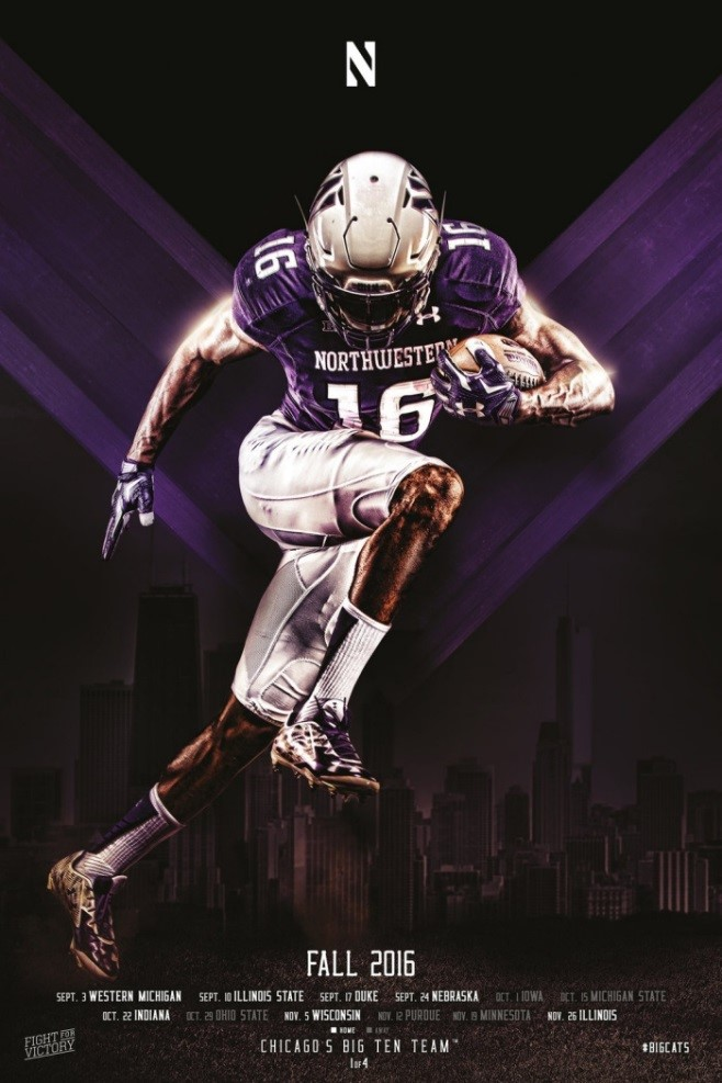 top 15 college football posters front office sports sports
