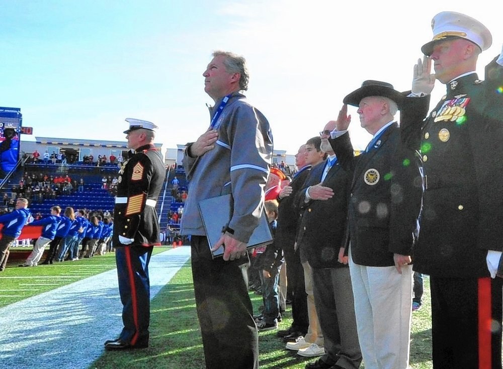 Steve Beck is the President & Executive Director of the Military Bowl presented by Northrop Grumman