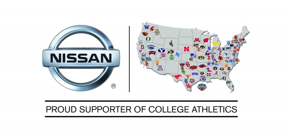 Nissan is one of the biggest sponsors in college football. (Forbes)