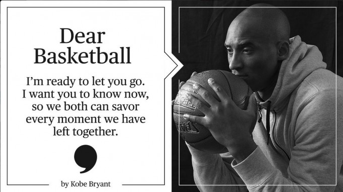 The Players' Tribune has set the standard for providing athletes a platform to speak openly and honestly. Photo via The Players' Tribune