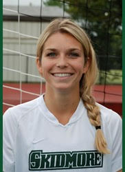 Keirsten Sires as a student-athlete at Skidmore College.Photo courtesy of Keirsten Sires
