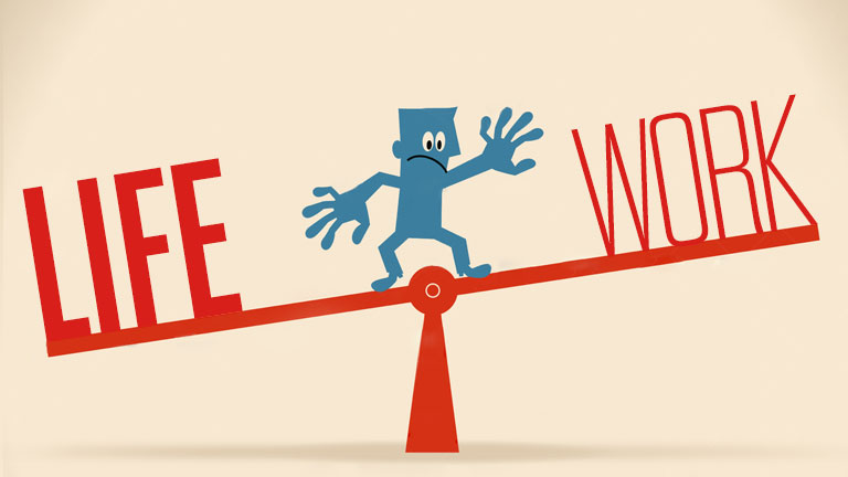 Maintaining a work-life balance is crucial for your mental and physical health.