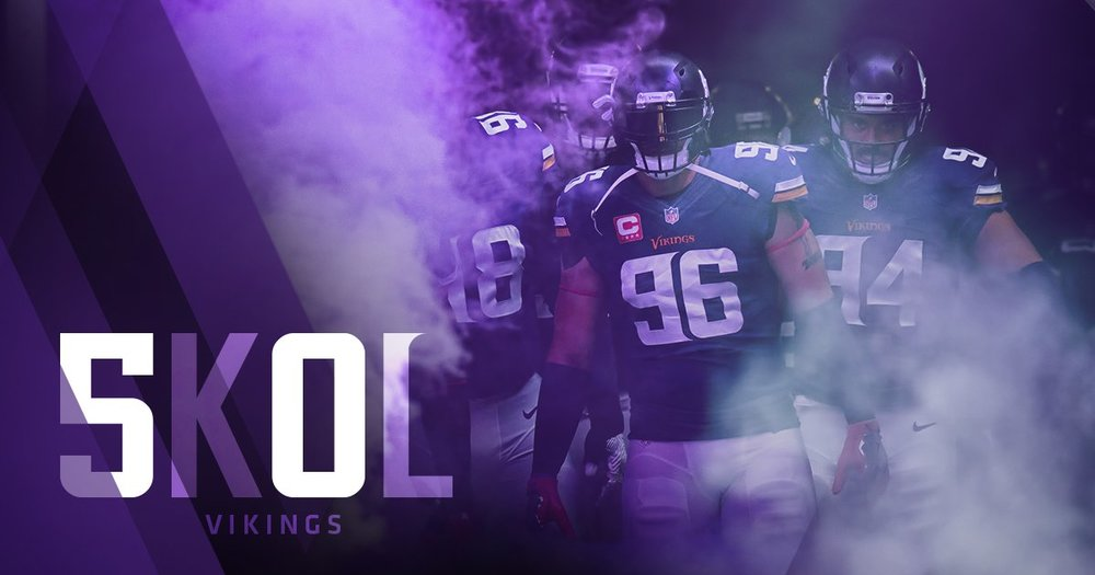 The Vikings have been the most surprising team of the NFL season so far - on the field and in #smsports. Lead Image Credit: @Vikings