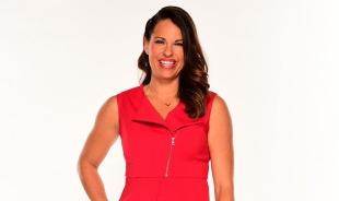 Jessica Mendoza, ESPN Analyst and two-time Softball Olympian.Photo courtesy of ESPN Media Zone.