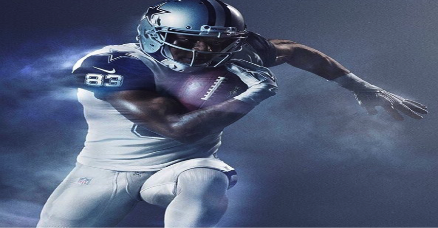 No matter what, Dallas unis cannot really look bad, but this looks too ordinary for me.