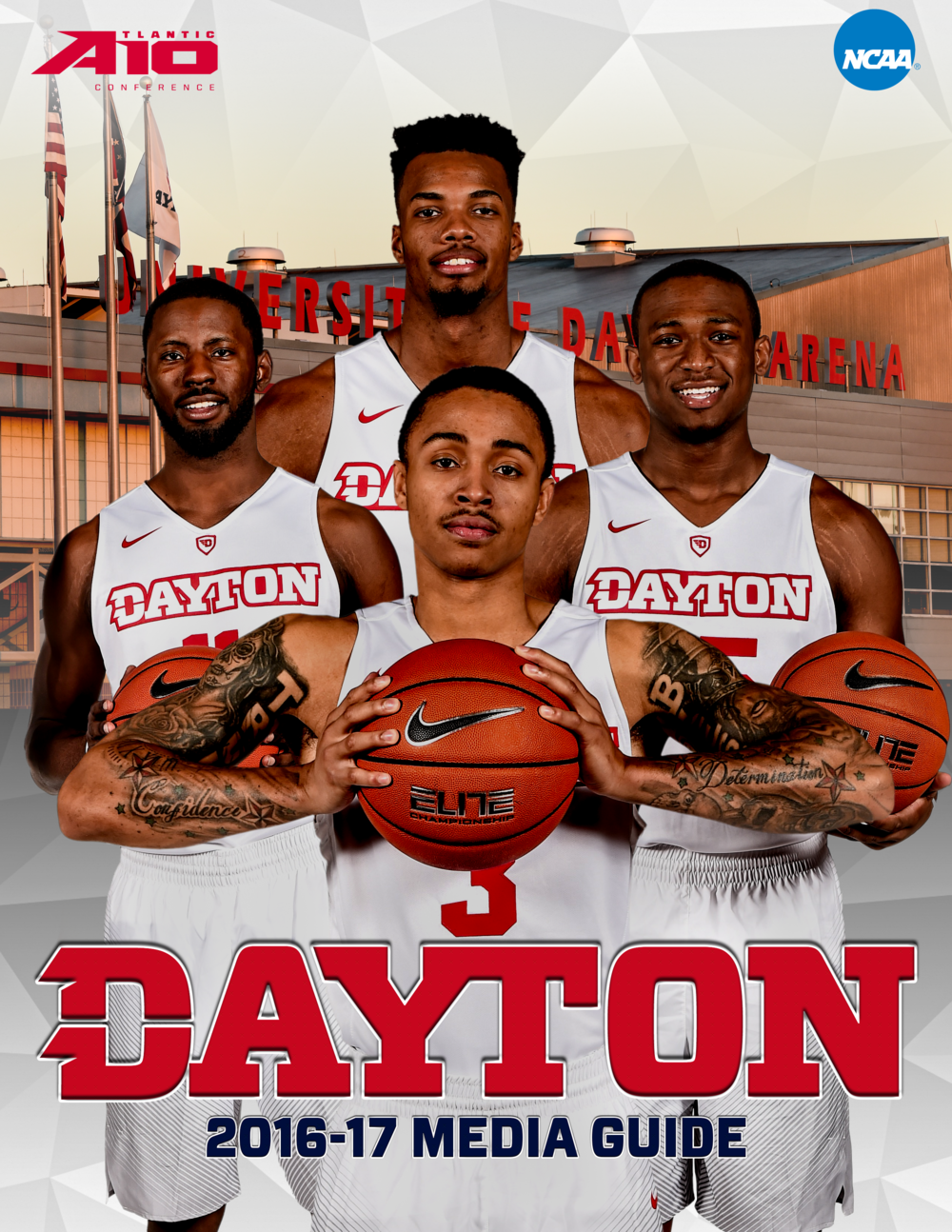 2016-2017 Men's Basketball Media Guide created by Gardner