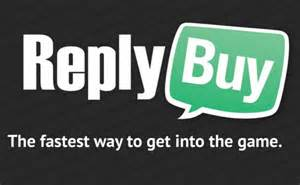 ReplyBuy enables users to purchase tickets to their favorite sporting events with just a reply to a text message. Image via ReplyBuy