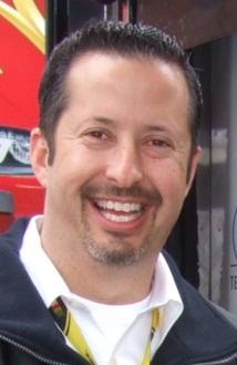 John Olguin - Sr. Vice President, Marketing & Communications of Chip Ganassi Racing Teams, Inc. Image via CGR