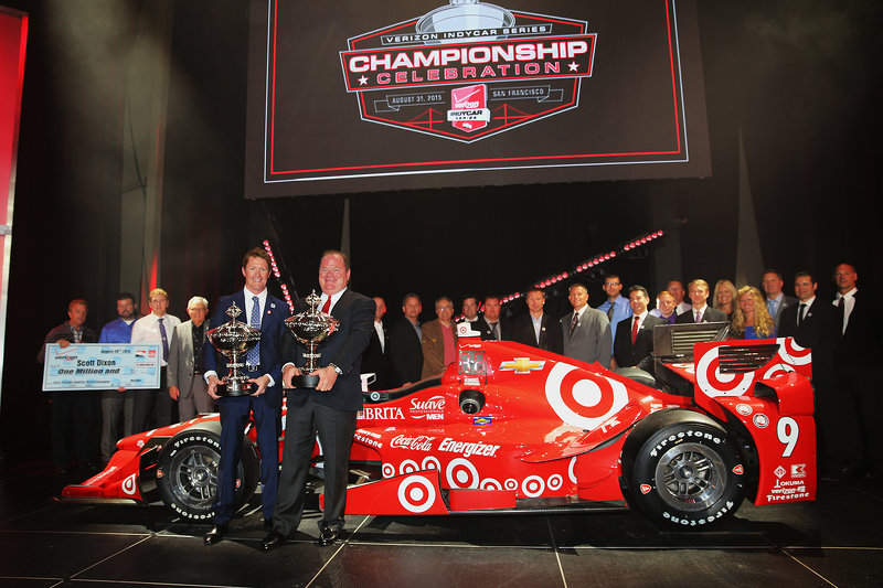 Chip Ganassi Racing is seen as an innovator on and off the track. Image via CGR
