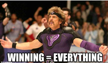 Dodgeball is coming to the NFL Pro Bowl for the first time in 2017. Image via Pinterest
