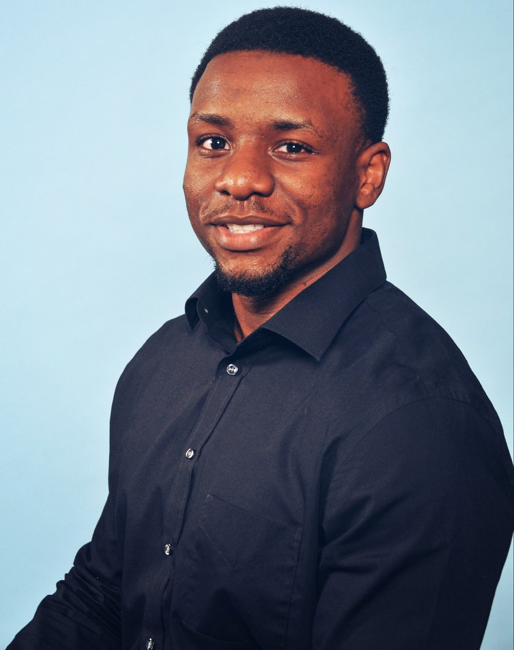 Yves Batoba is the Assistant Director of Player Development for the Miami Dolphins. Photo courtesy of Yves Batoba.