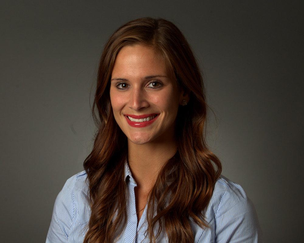 Christine Herring, Senior Woman Administrator/Assistant AD at the University of Louisville Photo via Christine Herring