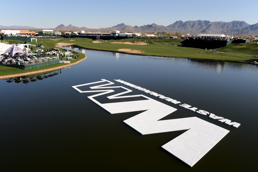 The Waste Management Phoenix Open has become a bucket list item for many. Photo via PRNewswire