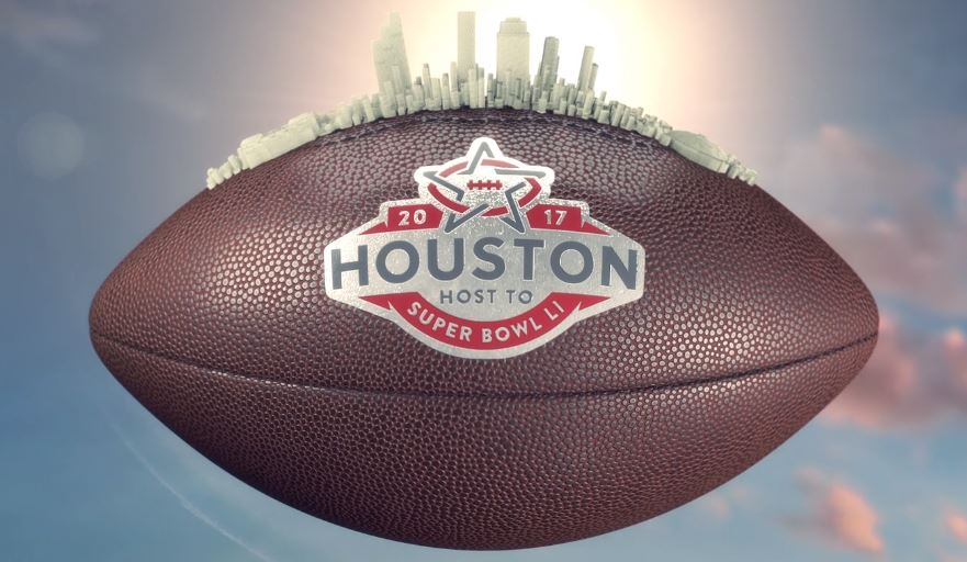 This year, the Houston Super Bowl Committee will roll out the red carpet on social media. Image via HouSuperBowl.com