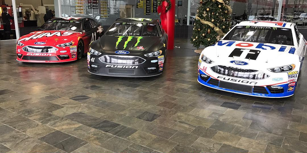 2017 Team and Sponsor Previews StewartHaas and Germain Racing – Race Car Sponsorship Contract