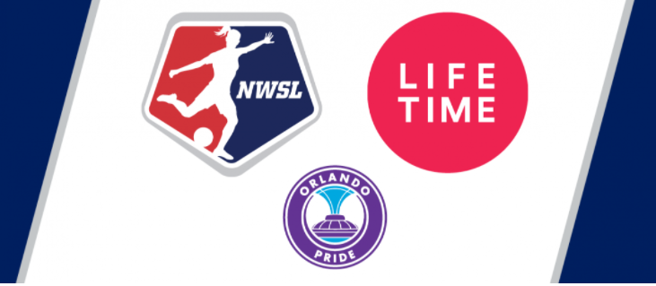 Scheduled for three years, the deal with Lifetime's parent network A + E Networks came about after they acquired stake in the league. Image via Orlando FC