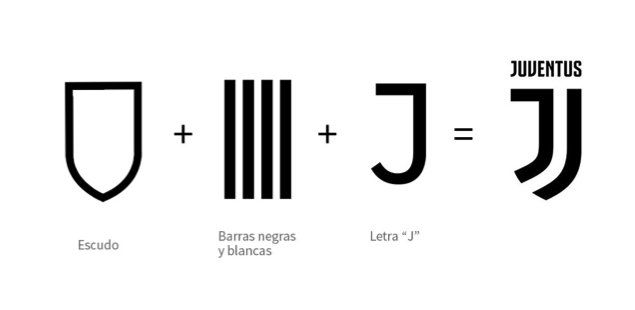Juventus shocked the soccer world with their new rebrand. Image via Juventus