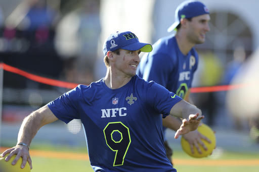 With events such as dodgeball, the NFL tried to spur lackluster interest in the Pro Bowl. Photo via Gregory Payan