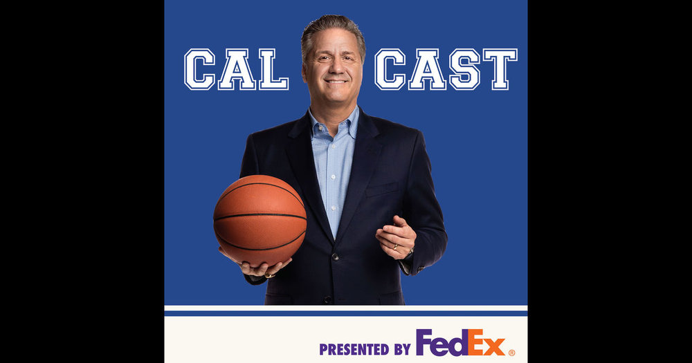 With Cal Cast, Coach John Calipari is changing the game. Image via iTunes