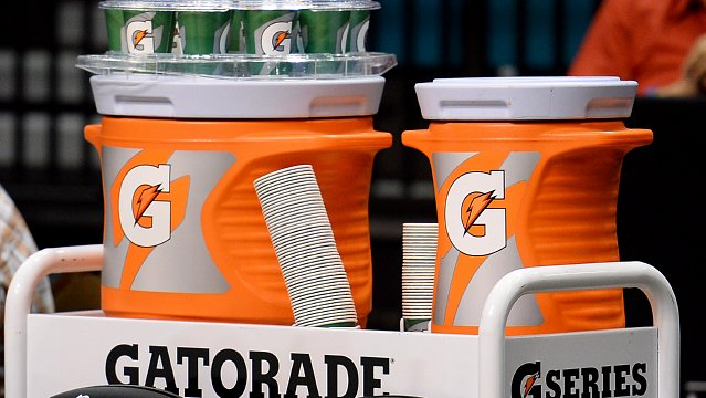 Gatorade hopes to bring some juice to the NBA Development League. Photo via Getty Images